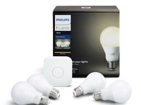 Start your smart lights with the $120 Philips Hue White Ambiance 4-bulb kit