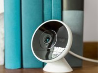 You can use Logitech's $140 Circle 2 security camera indoors or outdoors