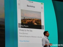 Chromecast 'Backdrop' lets you customize slideshow content for your TV