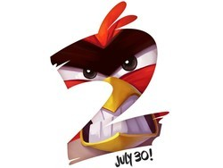 Angry Birds 2 coming on July 30