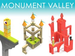 Monument Valley could become a real Lego set
