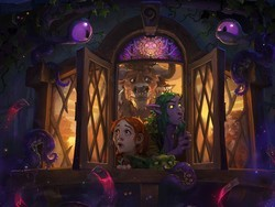Hearthstone expansion Whispers of the Old Gods announced
