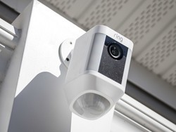 Keep home in your sights with the Ring Spotlight Cam at $50 off