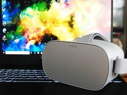 Here's how to turn your Oculus Go into an external display for your PC