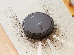 Ask Alexa to tidy up with this discounted robotic vacuum cleaner for $150