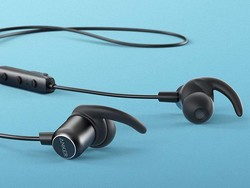 Take a run with the Soundbuds Slim+ Bluetooth Earbuds on sale for $23