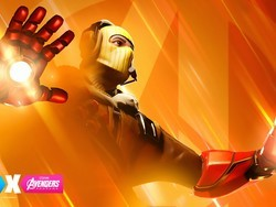 Hunt for the Infinity Stones or Take on Thanos in Fortnite x Avengers Mode
