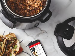 This smart Instant Pot lets you check on dinner with an app at $50 off
