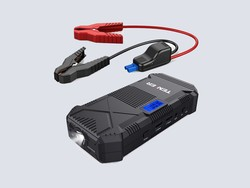 This 600A portable jump starter is nearly 30% off at Amazon right now
