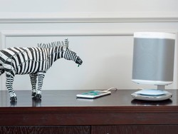These Sonos Play:1 speakers come with illuminated stands for $2 extra