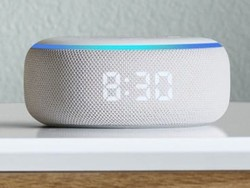 Amazon's new Echo Dot with a built-in clock is already on sale