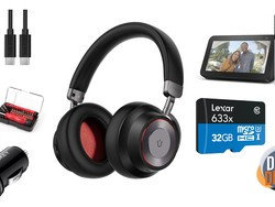 Saturday's best deals include Bluetooth headphones, microSD cards, & more