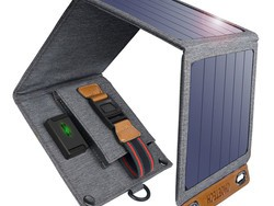 Harness the sunlight with nearly 40% off this Choetech solar charger