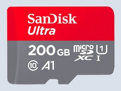 This 200GB SanDisk Ultra microSD Card is down to $25 today only at Amazon