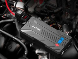 Charge your car's battery with Beatit's 12V Jump Starter at nearly 45% off