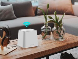 Eliminate Wi-Fi dead zones with the Meshforce Mesh WiFi System at $38 off