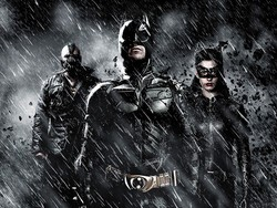 Get The Dark Knight Rises games, books, movies, and Retina wallpapers on your iPhone and iPad!