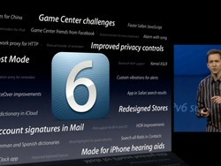 Why iOS 6 is more about Apple than new user features