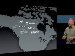 Rogers, Bell, TELUS, Virgin Mobile, and Koodo unveil new voice and data plans just in time for the iPhone 5 release