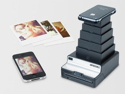Turn iPhone photos into real prints with the Impossible Instant Lab Kickstarter project
