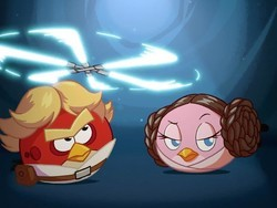 Rovio releases Angry Birds Star Wars gameplay trailer