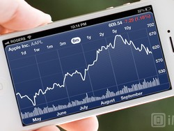 If you are an Apple shareholder, learn to stomach the volatility. It's not going away.