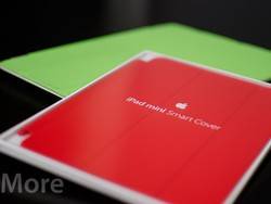 iPad mini Smart Cover unboxing and hands-on!
