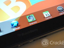 If you're competing with the iPad mini based on price, you're telling people to buy the BlackBerry PlayBook