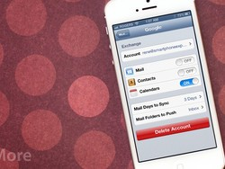 How to delete or disable an email account on your iPhone