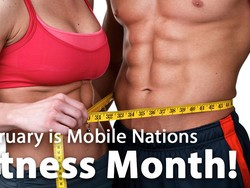 Mobile Nations fitness month week 1: Exercise!