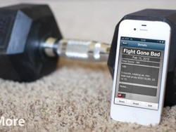 Track your CrossFit workout of the days with myWOD For iPhone and iPad