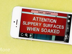 Word Lens for iPhone review
