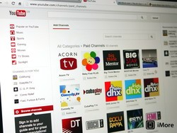 YouTube launches paid channels, watch them back on your iPhone, iPad and Apple TV