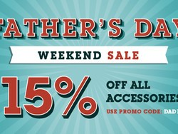 iMore Store Father's Day Weekend Sale: Save 15% on ALL iOS Accessories!