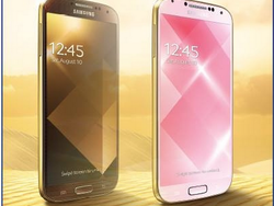 Of course Samsung is releasing a gold Galaxy S4