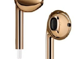 Jony Ive makes solid gold EarPods for Project (RED)
