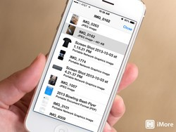 How to quickly view all images in an iMessage or text thread on iPhone and iPad with iOS 7