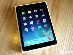 iPad Air launch sees 200% boost in AT&T activations over last year
