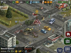 Beyond the Dead review: Build a settlement of zombie killers on iOS