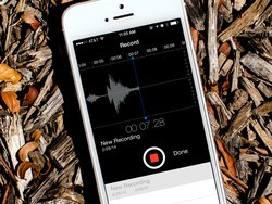How to send a voice memo using iMessage