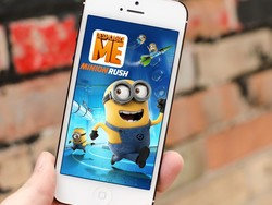 Despicable Me: Minion rush adds new levels, challenges, costumes, and more in version 1.7.1