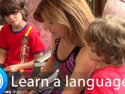 Kids: Learn a new language!
