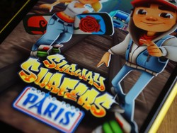Subway Surfers picks up another content update, taking the crew to Paris
