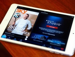 Stream movies on your iPad at 30,000 feet