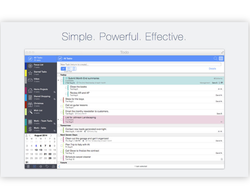 Todo for Mac updated with new UI