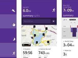 Microsoft Health available for iPhone