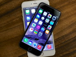 iPhone 6, 6 Plus lead to big jump for iOS in China