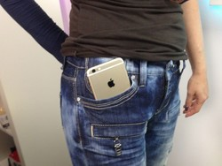 Pockets full of iPhones, with Jessie Char