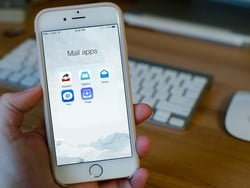 Mail apps for iPhone
