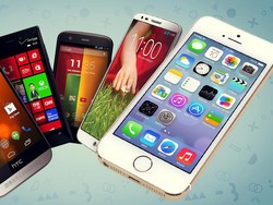We've rounded up the best phones on each carrier